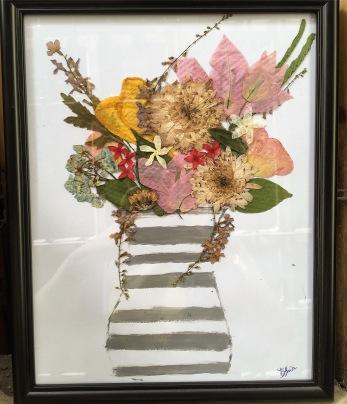 Flower Pressing