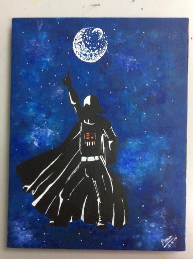 Disco Vader (imitation)